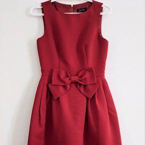 Tahari ASL dress with bow